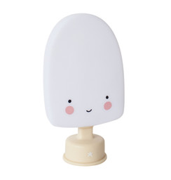 Mini Popsicle Light White