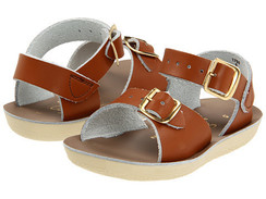 Saltwater Sandals Surfer Tan (Kid)