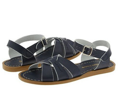 Saltwater Sandals Original Navy (Adult)