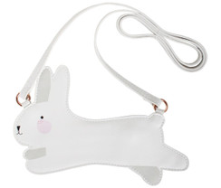 Cross Body Bag White Rabbit