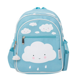 Backpack Blue Clouds