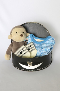 Baby Boy Essentials Gift Set