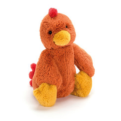 Bashful Rooster Small