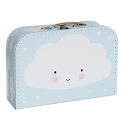 Suitcase Cloud Blue