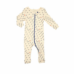 HannaBe Sleepy Romper Flight Plan