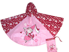 Bugzz Princess Raincoat