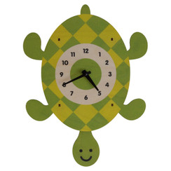 Turtle Pendulum Clock