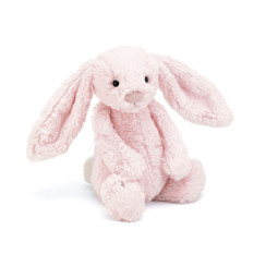 Bashful Pink Bunny Medium