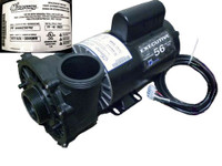 X320505 - 12 Amp 2spd 230V 56 Frame Executive Pump Waterway
