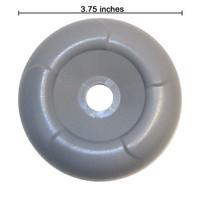X804181 - Grey Diverter Cap 2003-2007 (for 2 inch Inside Diameter Plumbing)