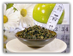 Fitness Oolong (ORGANIC) -  2 oz (56 g, approx. 19 cups)