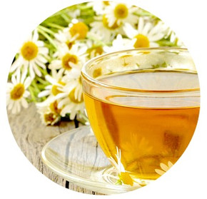 Camomile Comfort - 2 oz (56 g, approx. 19 cups)