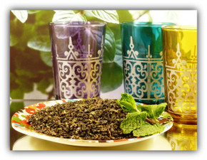 Moroccan Mint - 2 oz (56 g, approx. 19 cups)
