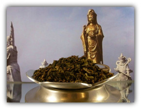 Iron Goddess of Mercy Oolong - 2 oz (56 g, approx. 19 cups)