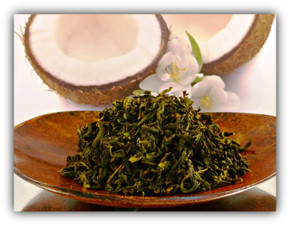 Coconut Oolong - 2 oz (56 g, approx. 19 cups)