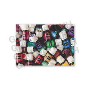 Note Card Pack - Oil Bottles