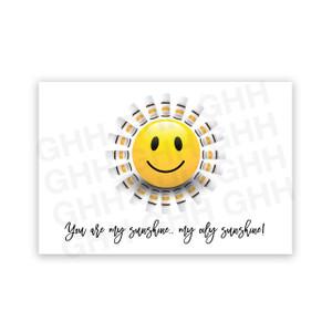 Oily Sunshine Postcard Pack