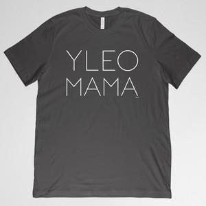 YLEO MAMA Shirt - Black