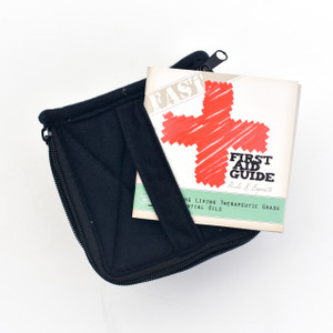 Fast First Aid Guide Kit