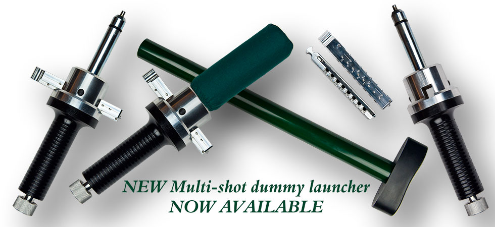 Multi Shot Dummy Launcher
