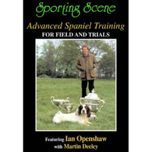Advanced Spaniel Training DVD by Ian Openshaw