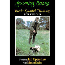 Basic Spaniel Training DVD by Ian Openshaw