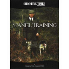 Spaniel Training DVD by Harry Hardwick