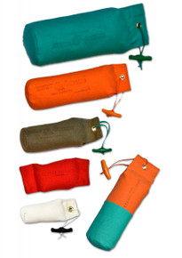 Gun dog dummy composite image