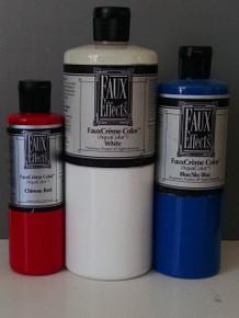 FauxCreme Color Trans Oxide Asphaltum 16oz