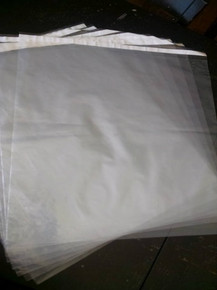 "Reclosable 20"" x 24"" Poly Bags"