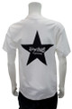 Mr. Horsepower Clay Smith White Star T-Shirt
