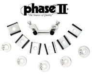 Portable Hardness Tester 12 Piece Support Ring Set available from Brystar Metrology Tools