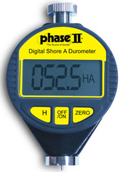 Phase II PHT-960 Digital Shore A Durometer - Brystar Metrology Tools