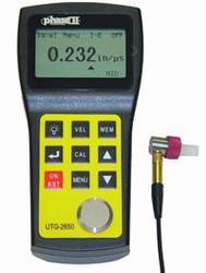 Phase II Ultrasonic Thickness Gauge UTG-2650 - Brystar Metrology Tools