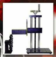 Phase II SRG-4000-050/4500-ADPTR Test Stand for SRG-4500 Surface Roughness. Brystar Tools