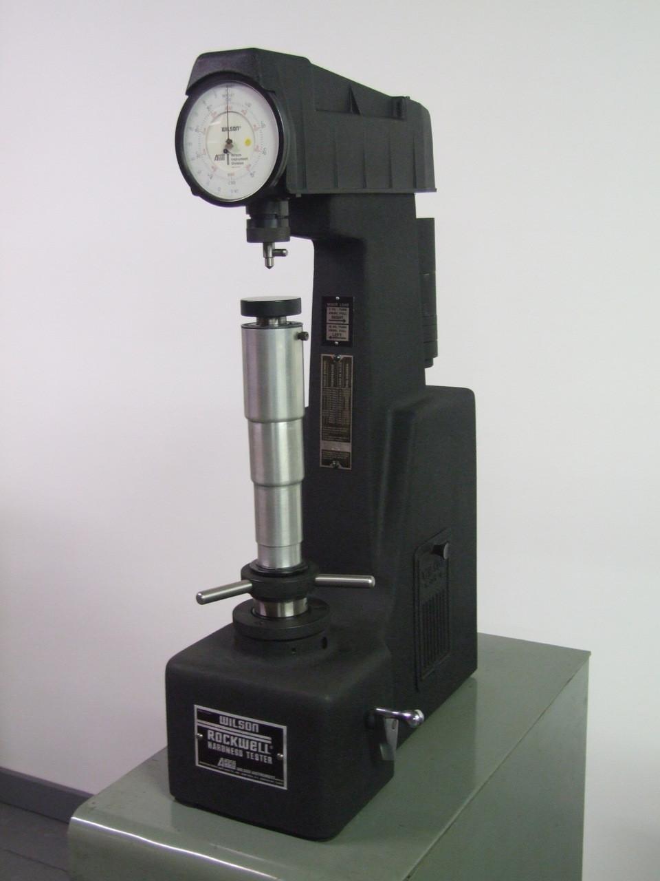 Wilson Portable Hardness Tester