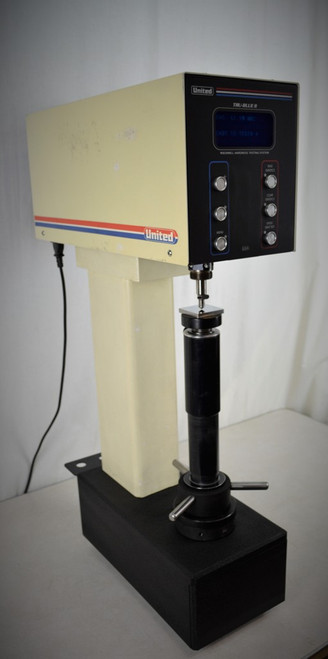 United UH-10 Hardness Tester Full View RH. Brystar Metrology Tools.
