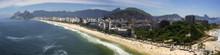 Rio de Janeiro, Brazil - Ipanema Beach