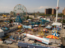 Coney Island - Astroland Park