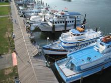 Fishing Boats - Captree Island