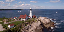 Portland Headlight (summer)
