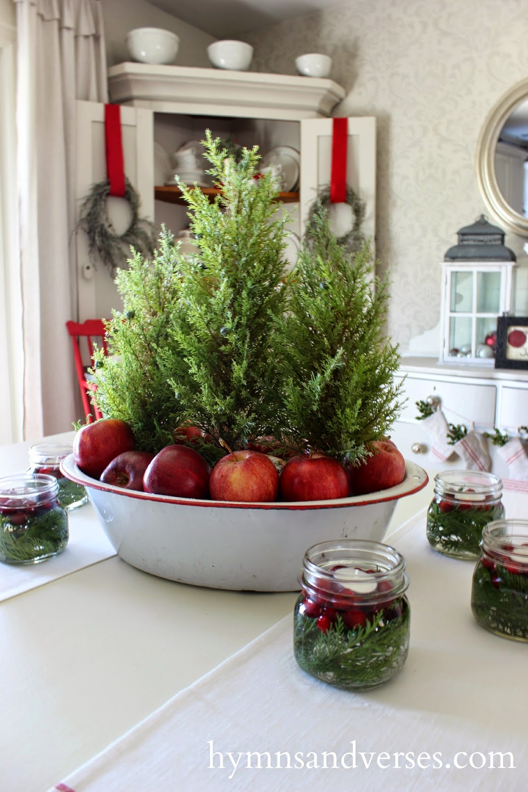 rustic christmas table centerpieces  harbor farm wreaths, Beautiful flower