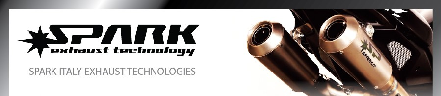MOTO-D is the North American Distributor for Spark Exhaust Technologies
