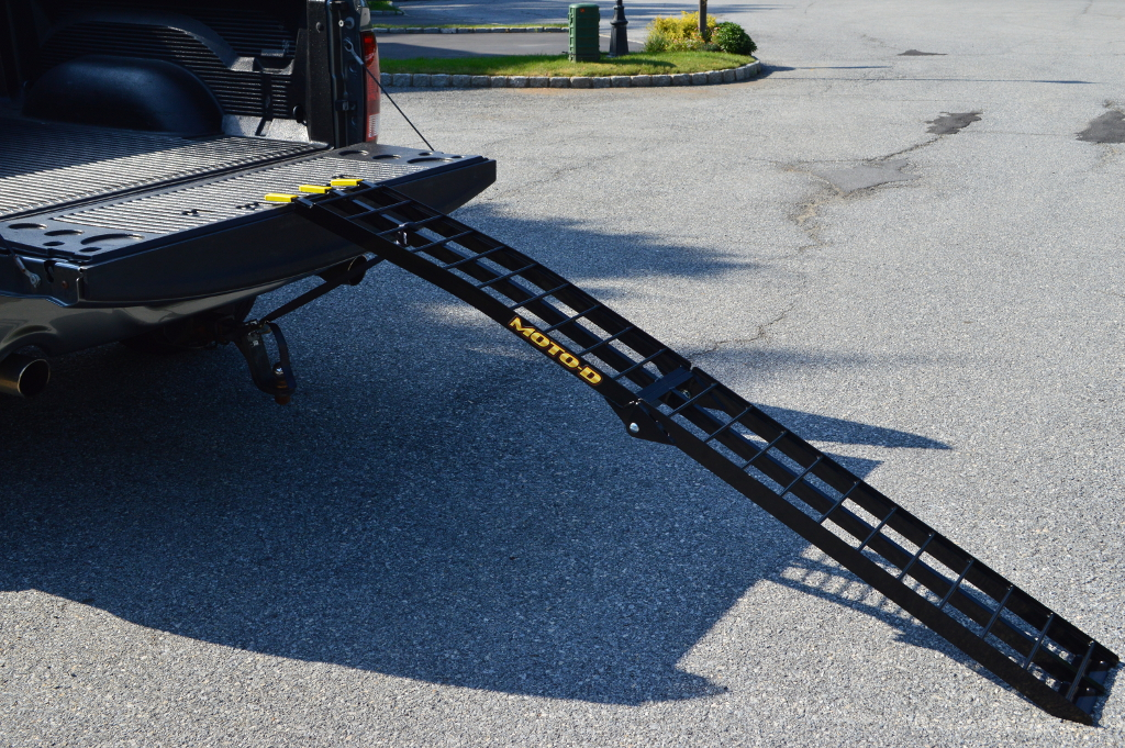 MOTO-D Motorcycle Loading Ramp