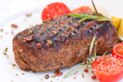 Zesty Steak Marinade