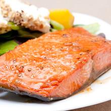 Salmon Glaze Balsamic Hot Sauce 12.5 OZ