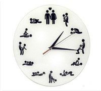 Love Wall Clock