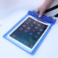 Water Resistant Aqua Pouch for iPad 2,3,4 Air, Mini