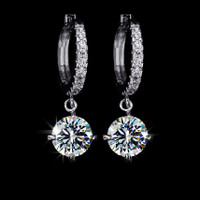 Swiss CZ Swarovski Elements Earrings