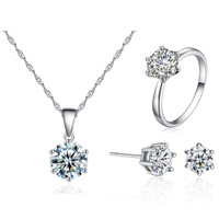 Dalia Cubic Zirconia Jewelry Set